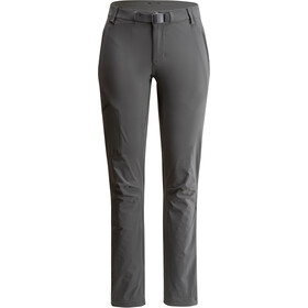Black Diamond Alpine Pantalones Mujer, granite